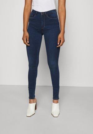 ONLROYAL LIFE - Jeans Skinny Fit - dark blue denim