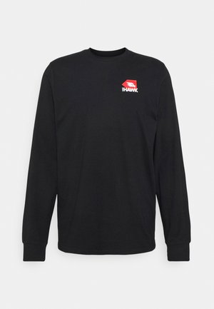 BALEN UNISEX - Long sleeved top - black