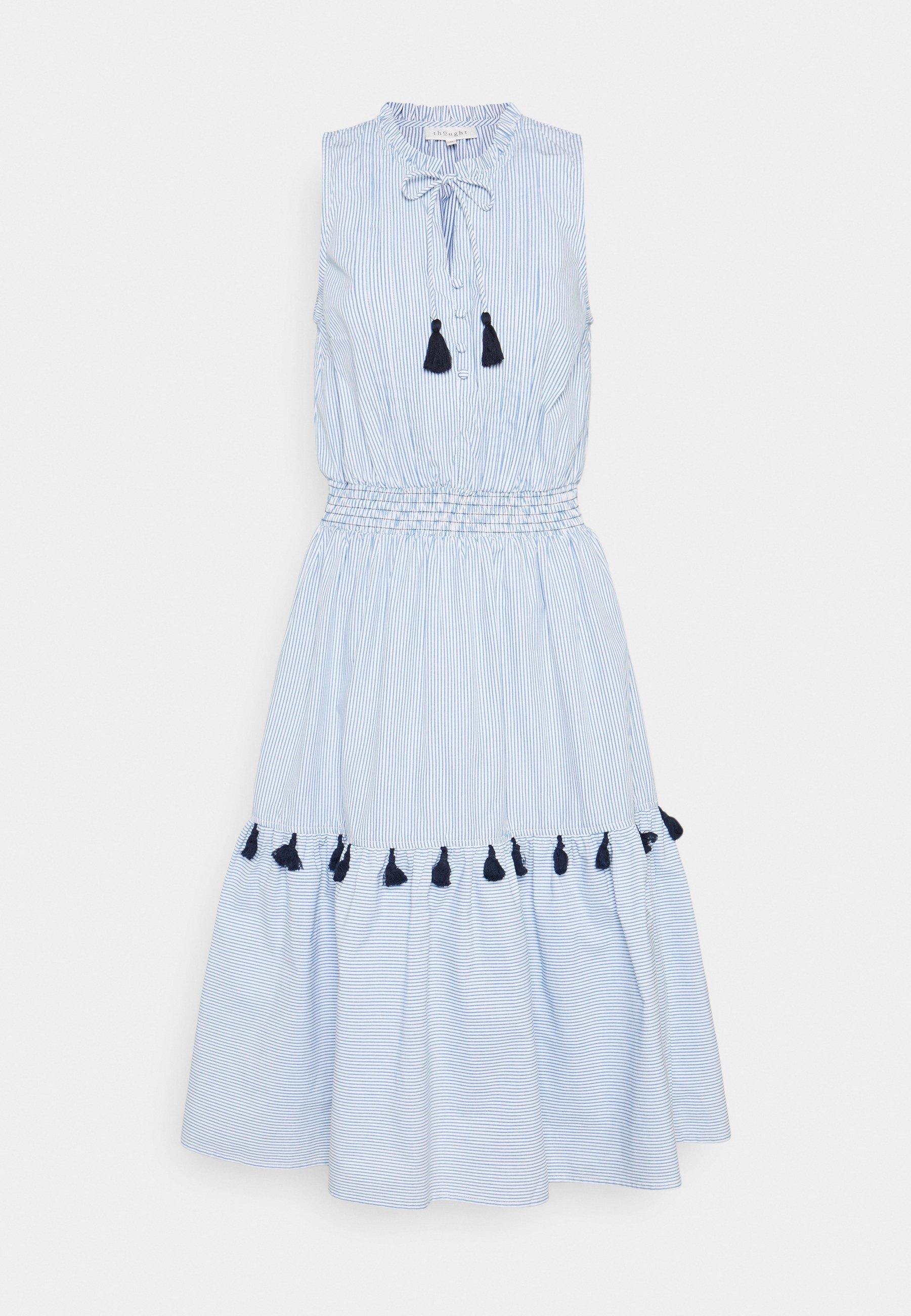 Women LEONORA TIERED DRESS - Day dress