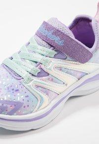 Skechers - DOUBLE DREAMS - Trainers - lavender/multicolor - 2
