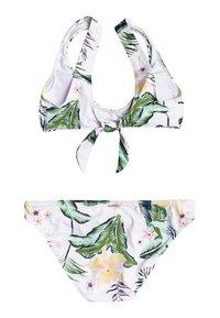 Roxy - SET - Bikini - bright white praslin - 1