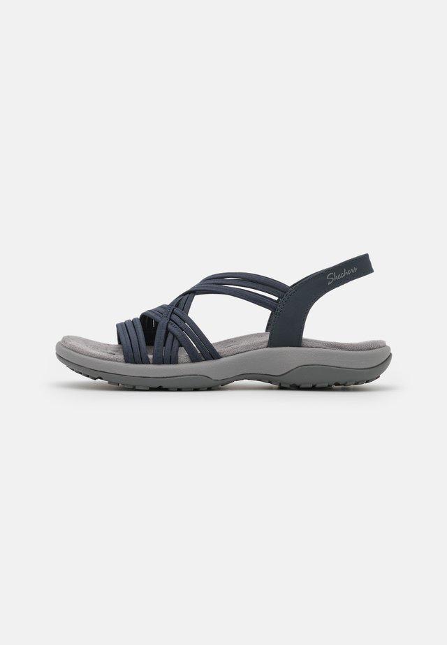 REGGAE SLIM FIT - Sandals - navy gore