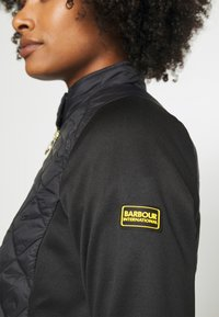 Barbour International - HALLSTATT - Summer jacket - black - 4