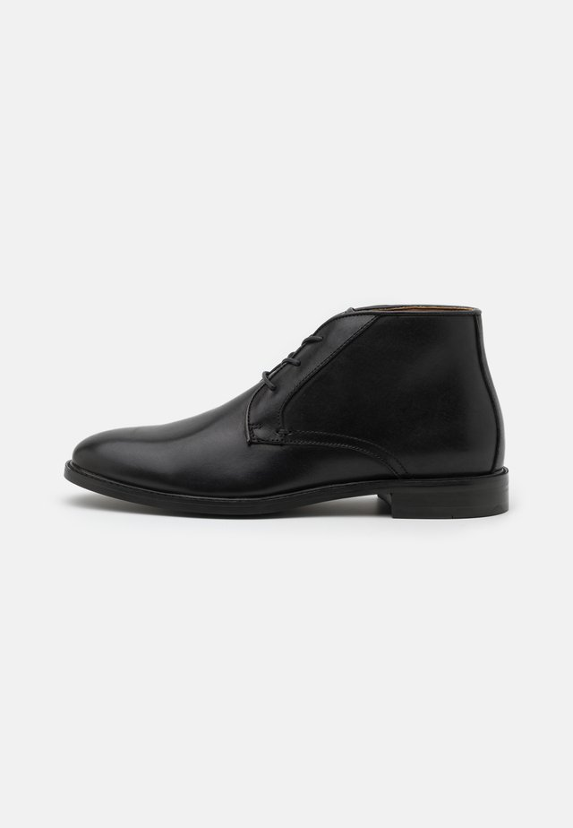 KIETHFLEX - Smart lace-ups - black
