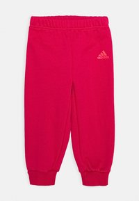 adidas Performance - ESSENTIALS SPORTS SET UNISEX - Chándal - glow pink/power pink/signal pink - 2