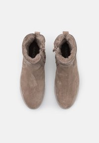 MAHONY - BERN - Platform ankle boots - taupe - 5