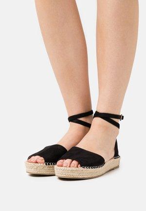 KAIRA - Sandals - black