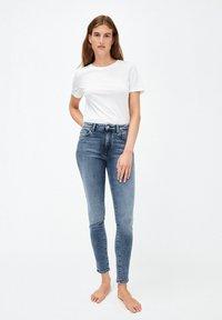 ARMEDANGELS - TILLAA - Slim fit jeans - stone wash - 1