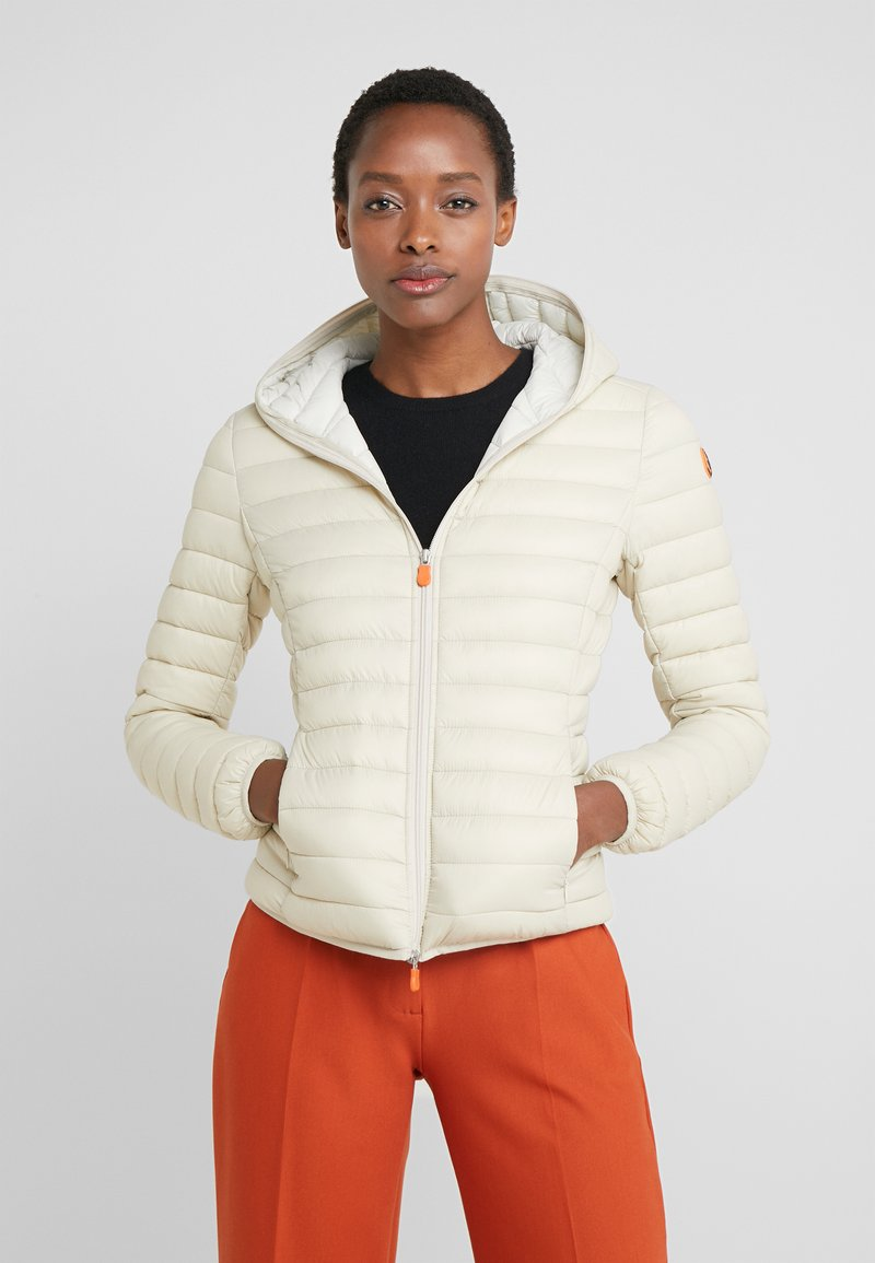 Save the duck - GIGAX - Veste d'hiver - cool beige