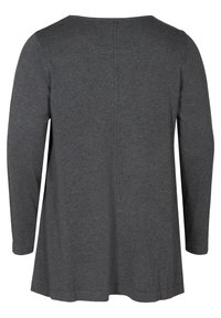 Zizzi - MIT A-PASSFORM - Jumper - dark grey - 5