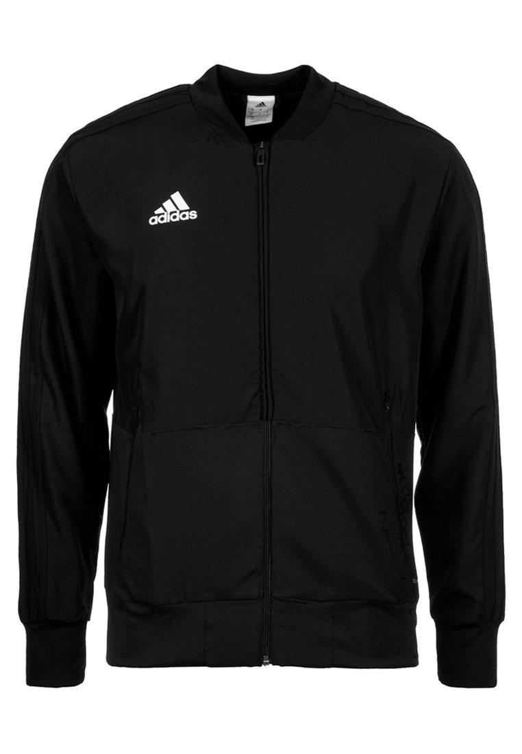 CONDIVO 18 PRESENTATION TRACK TOP Trainingsjacke blackwhite