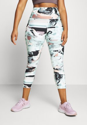 ANKLE CROP - Leggings - seaglass blue
