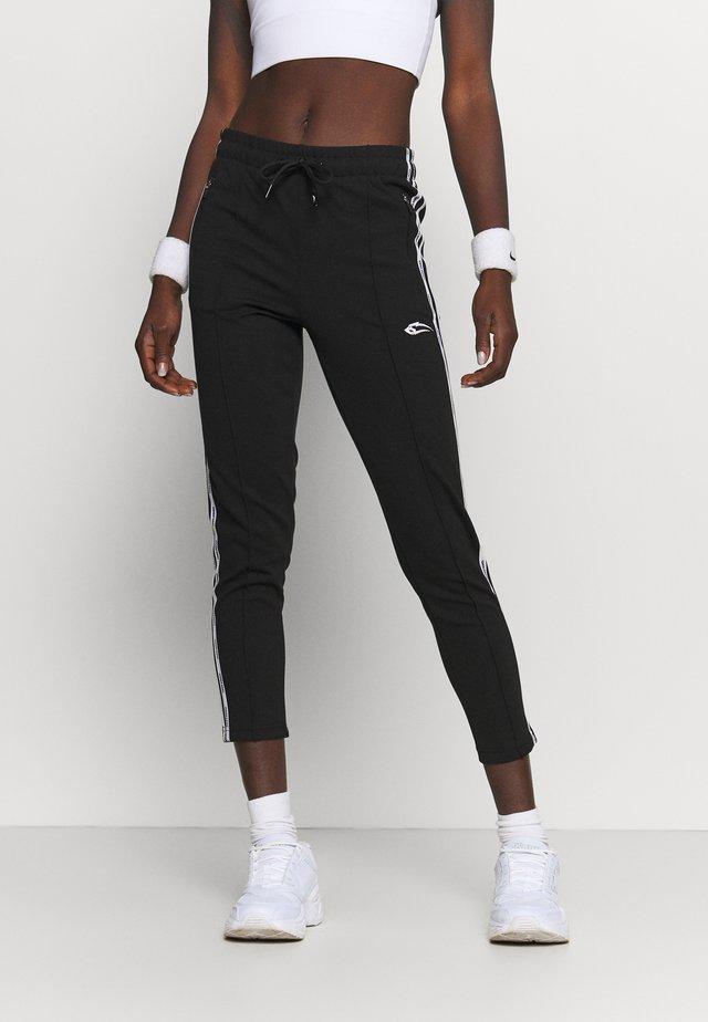 DAMEN CARRY - Pantaloni sportivi - schwarz