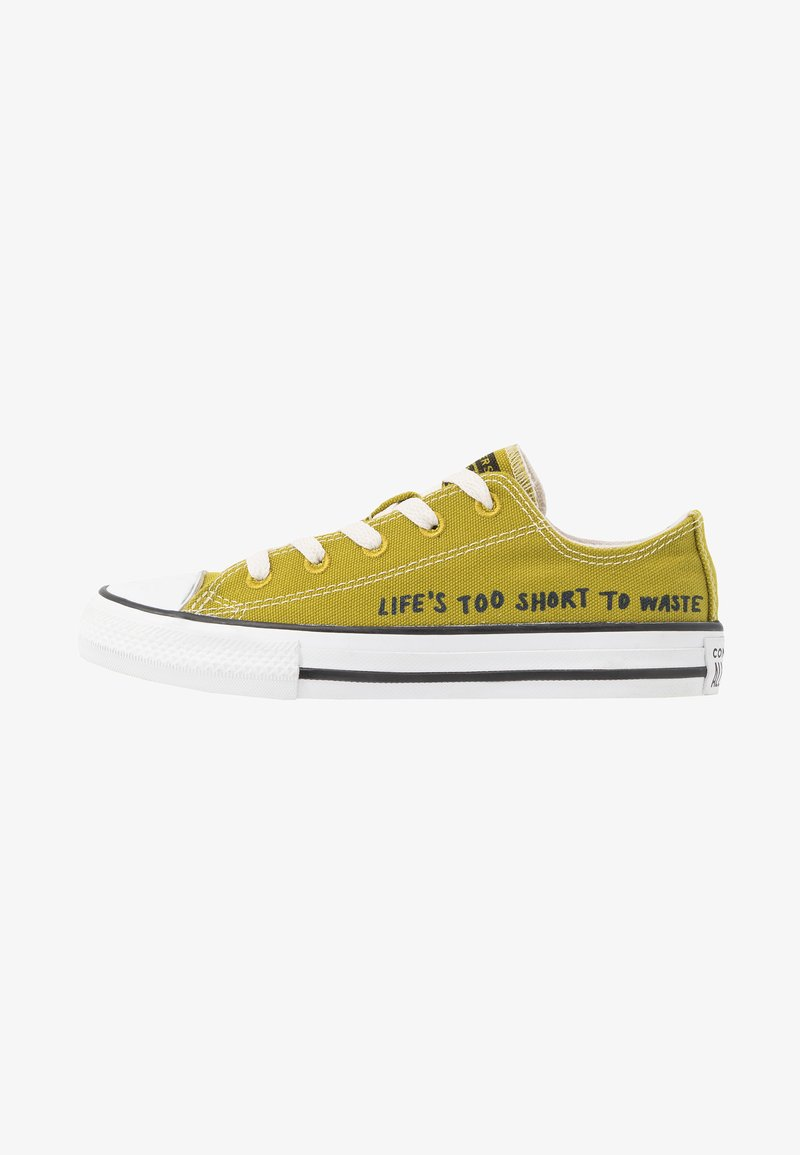 Converse - CHUCK TAYLOR ALL STAR RENEW - Trainers - moss/obsidian/white