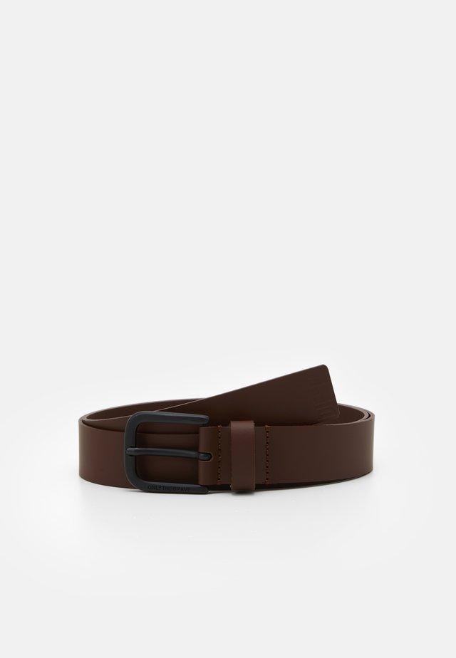 BOLDY BELT - Belt - brown