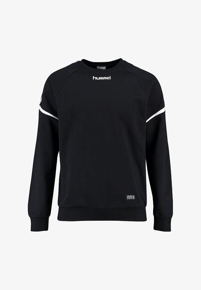 CHARGE - Sweatshirt - black