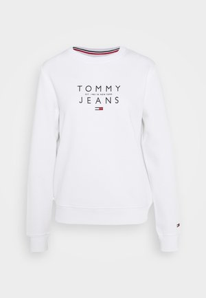 ESSENTIAL LOGO - Sweatshirt - white