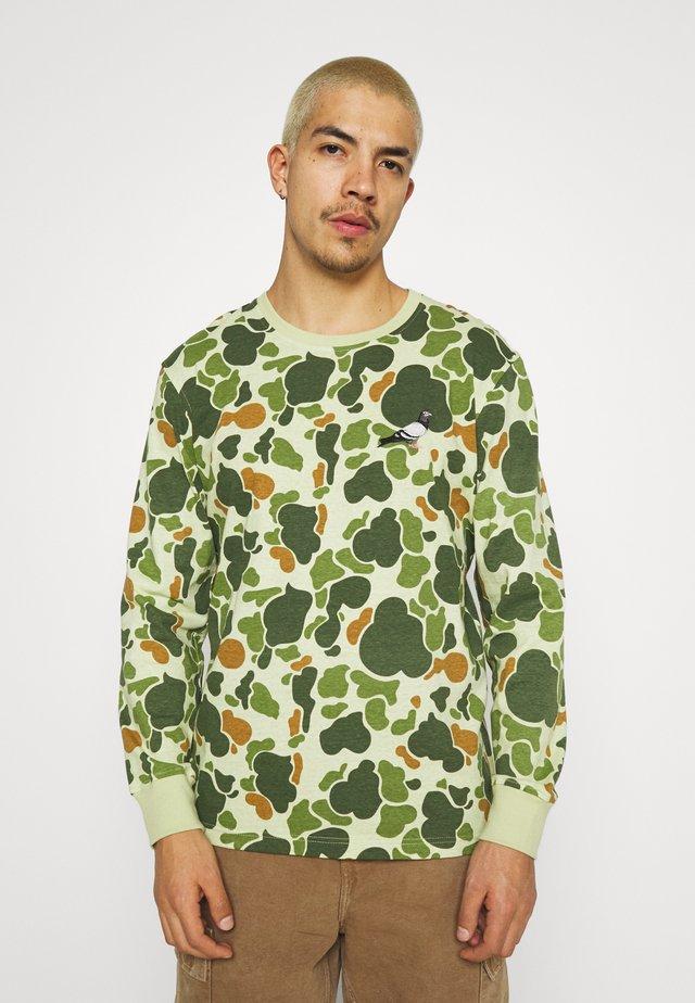 UNISEX CLASSIC LONG SLEEVE TEE - T-shirt à manches longues - green