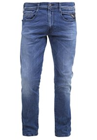 Replay - ANBASS - Jeans slim fit - blue denim - 5