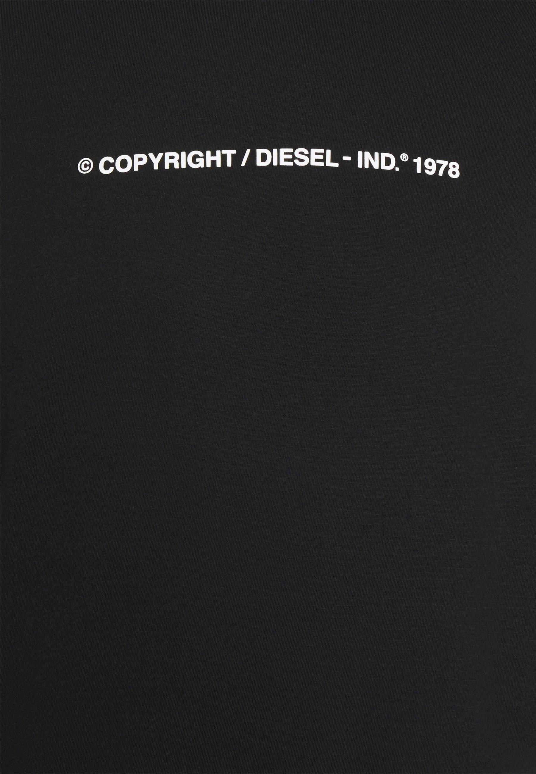 Men T-JUST-LS-HOOD-A6 MAGLIETTA UNISEX - Long sleeved top