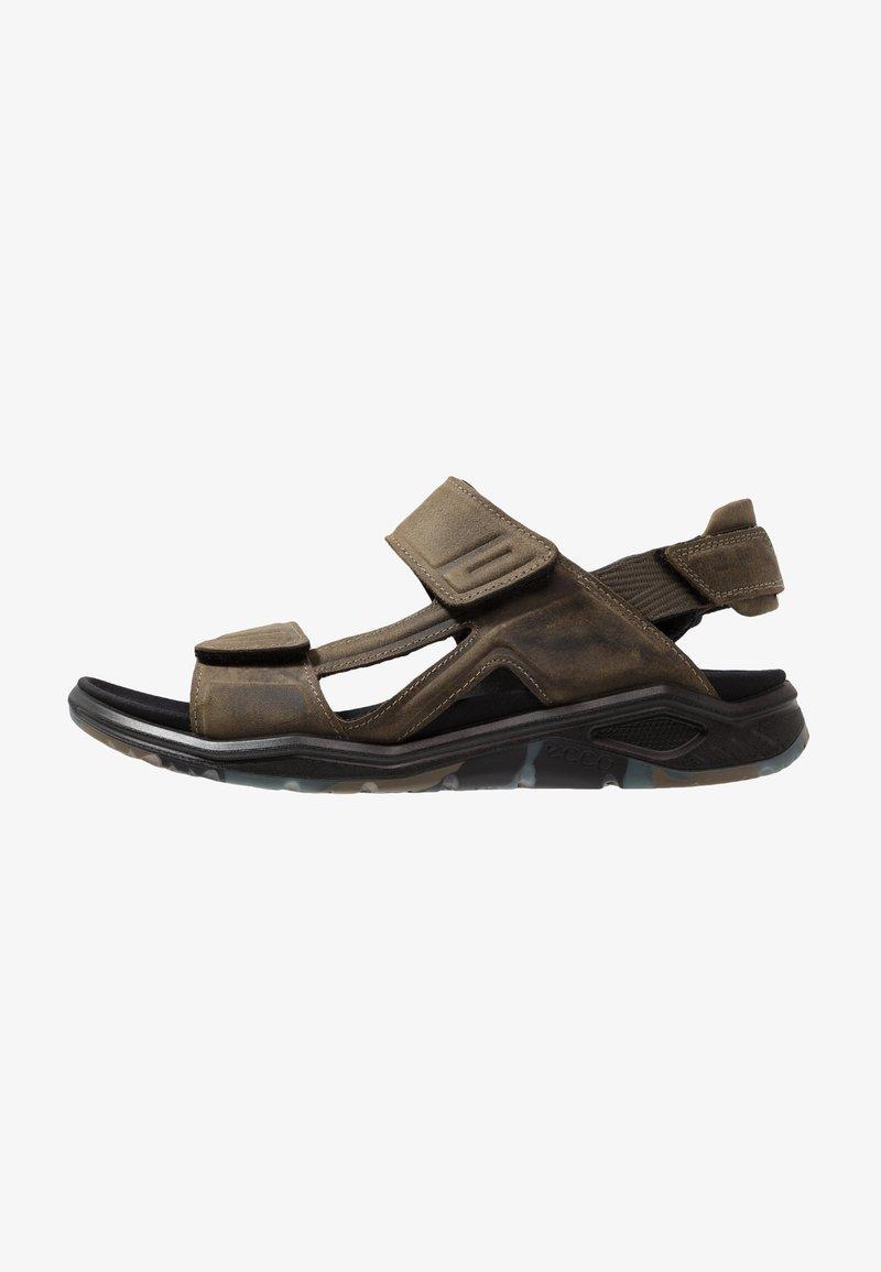 ECCO - X-TRINSIC - Walking sandals - tarmac