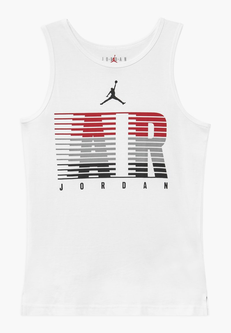 Jordan - BRAND GRAPHIC TANK - Top - white