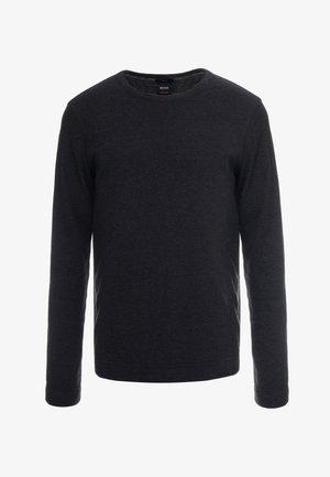 TEMPEST - Stickad tröja - black