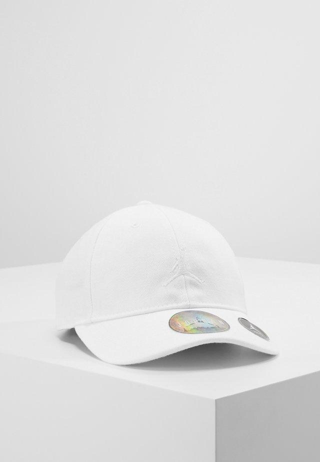 FLOPPY CAP - Kšiltovka - white