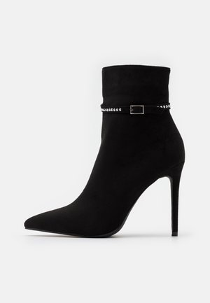 KITTIE - Classic ankle boots - black