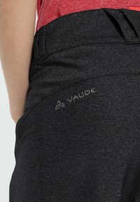 Vaude - TREMALZINI SHORTS - Sports shorts - black - 3
