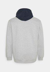 Shine Original - CONTRAST FABRIC PRINTED - Sweatshirt - grey melange - 1