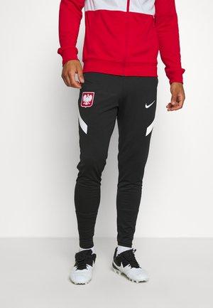 POLEN DRY - National team wear - black/white