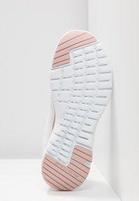 Skechers Sport - FLEX APPEAL 3.0 - Zapatillas - white/rose gold - 6