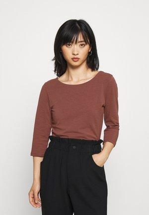 ONLLIVE LOVE - Long sleeved top - red