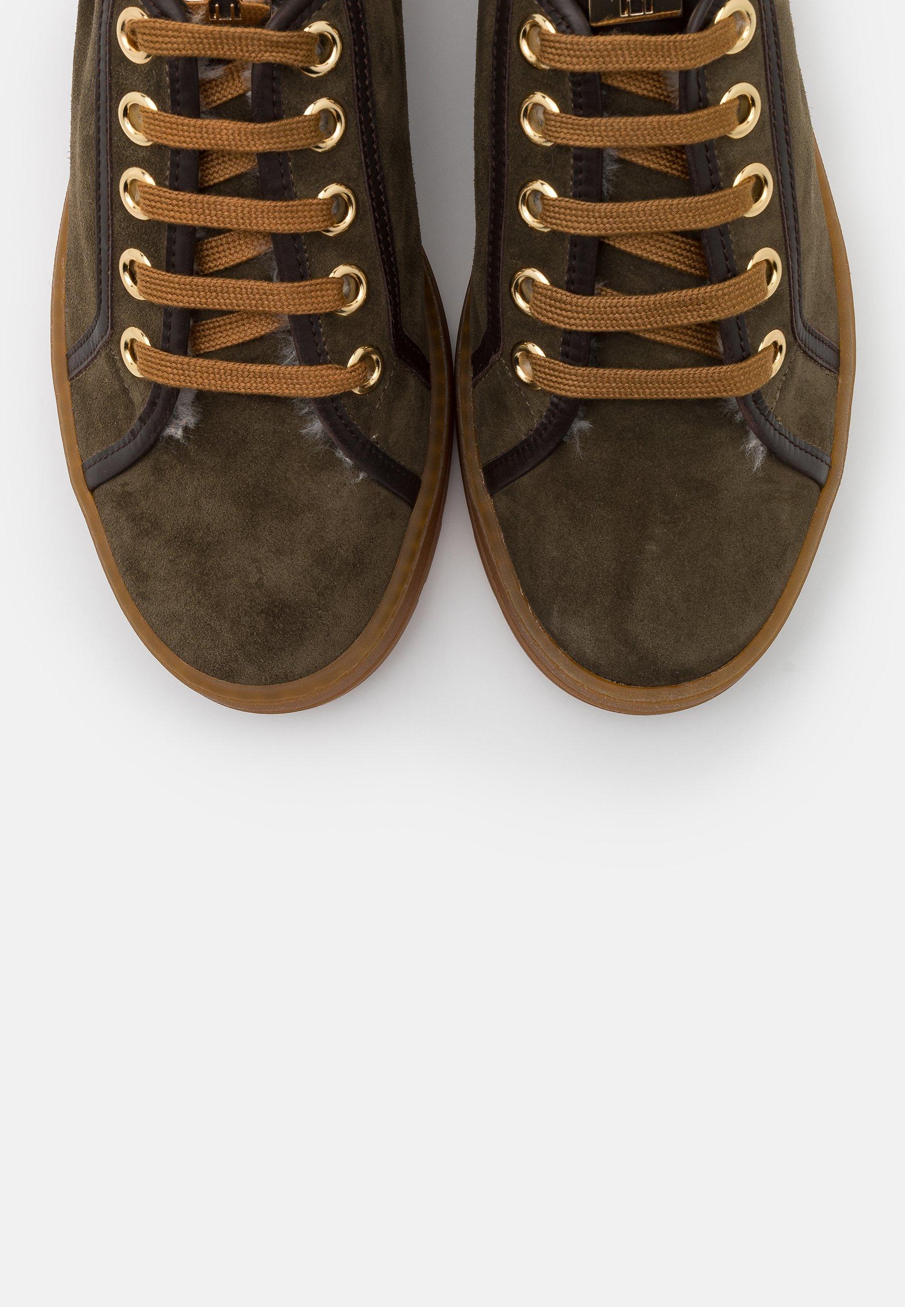 Högl Sneaker low olive/oliv