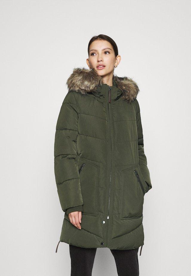 ONLROONA QUILTED COAT - Veste d'hiver - rosin