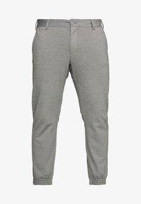 Only & Sons - ONSMARK CUFF - Trousers - medium grey melange - 3