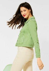 Street One - Denim jacket - grün - 1