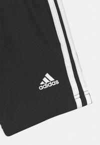 adidas Performance - Träningsshorts - black/white - 2