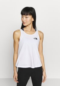 The North Face - TANK - Topper - white - 0