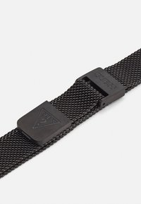 Guess - IDENTITY LOGO MAG UNISEX - Bracelet - black - 2