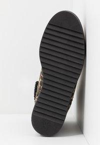 RE:DESIGNED - FIA - Kotníkové boty na platformě - brown - 6