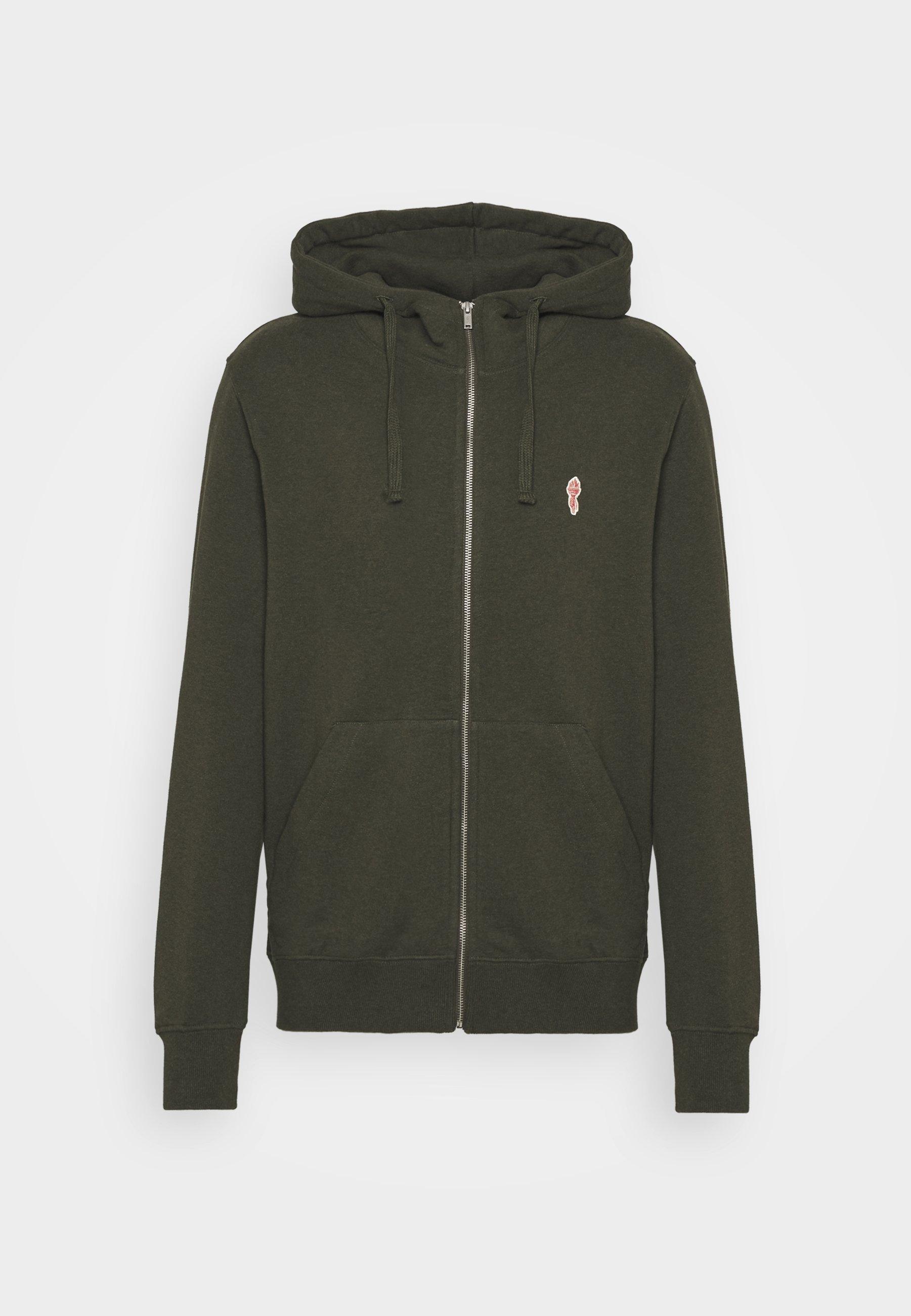 Men ZIP HOODY - Zip-up sweatshirt