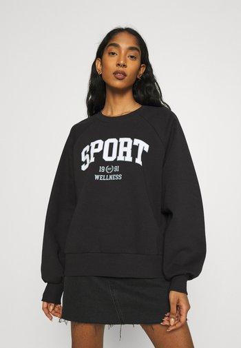 OLIVIA  - Sweatshirt - offblack