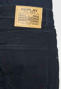Replay - BRONNY - Jeans Tapered Fit - dark blue - 5