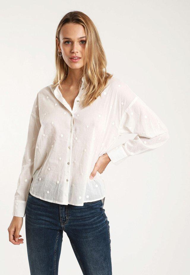 MIT MOTIV - Camisa - white