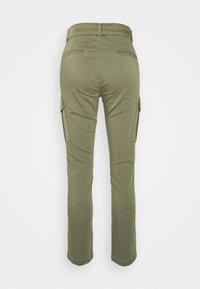 Liu Jo Jeans - PANT - Cargobukse - platano - 1