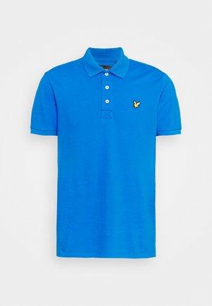 PLAIN  - Polo shirt - bright blue