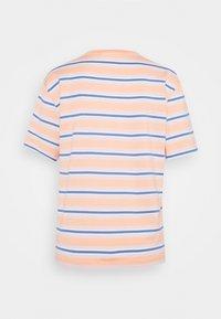 Lacoste - T-shirt z nadrukiem - ledge/turquin blue - 1