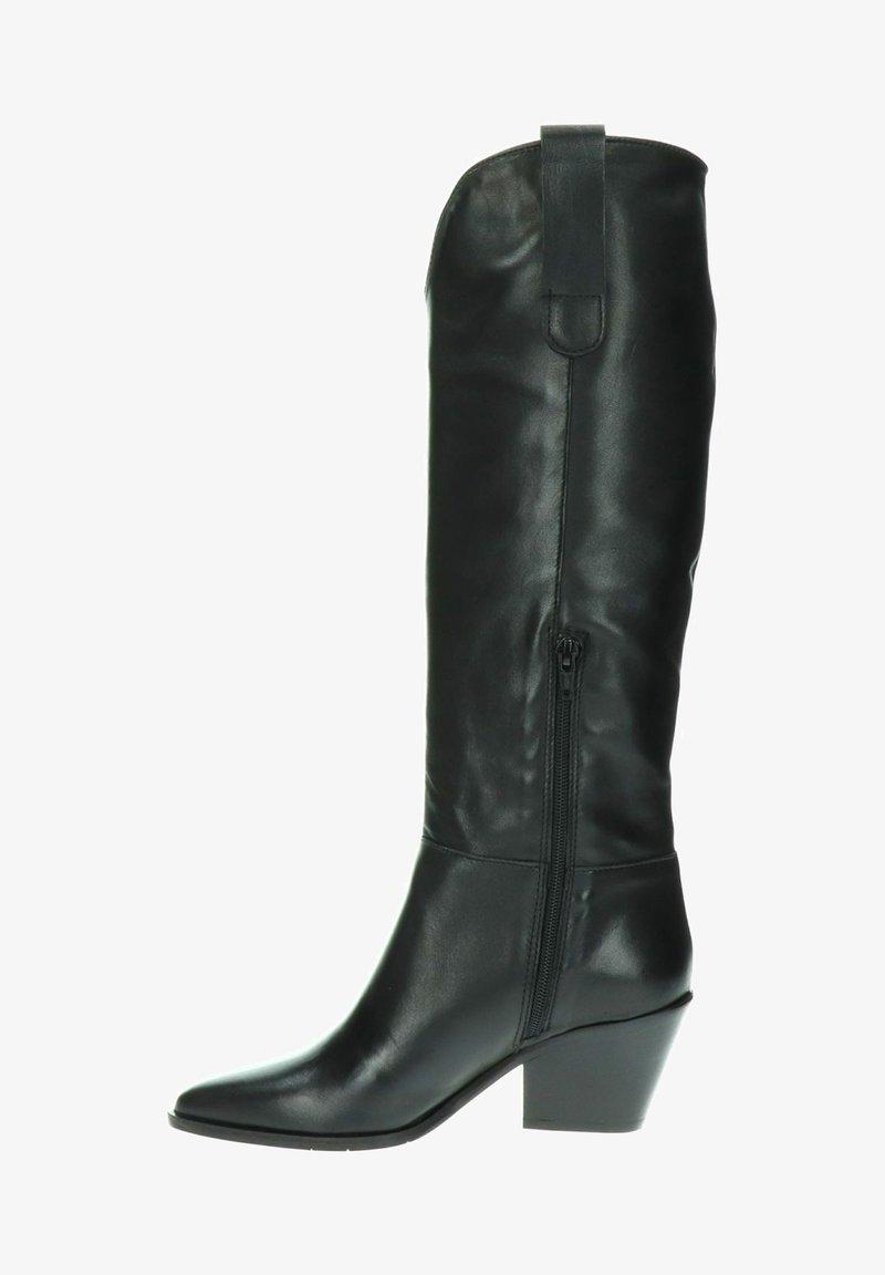 Nelson - LAARS - Laarzen - zwart